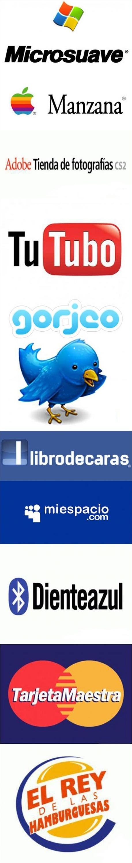 marcas español