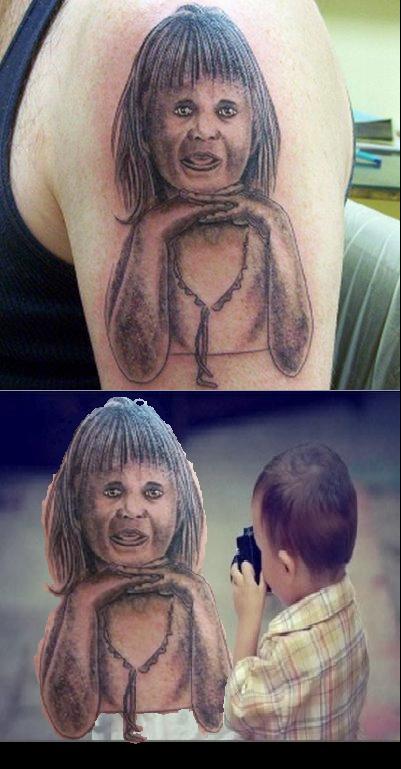 Tatuaje vivo