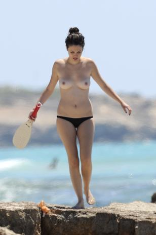 Famosas En Topless Porqu S